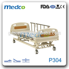ABS Трехфункциональная медицинская электрическая надежная больничная койка P304