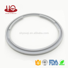 Food grade rubber seal for medicine bottles