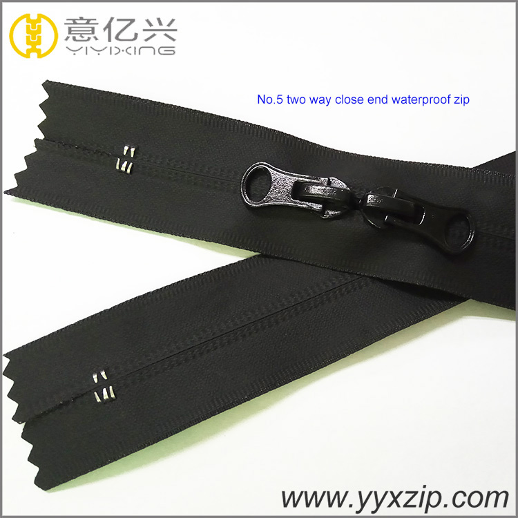 Heavy Duty Waterproof Zipper