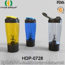 Wholesale 450ml BPA Free Plastic Electric Vortex Shaker Bottle (HDP-0728)