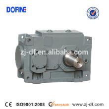 H3DH7 parallele Hohlwellengetriebe H3DH8 Scheibenbremse Getriebe Getriebe