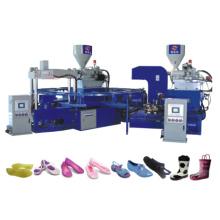 Máquina formadora V Shape Triangle para hacer zapatos con gelatina