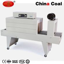 Máquina de embalaje del túnel del encogimiento del calor de la película de Bse4535 PE del equipo de empaquetado