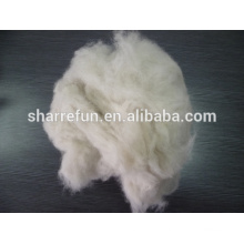 Professional Manufacturer Pure Carded and Dehaired Silver Fox Hair