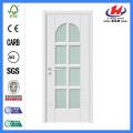 *JHK-G20 White Modern Bedroom Doors White Interior French Doors Composite Door Styles