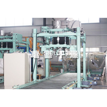 Ton bag packaging system