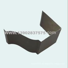 6 Zoll K Style Elegantes Design Aluminium Gutter Fräsmaschine