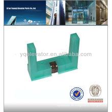 Schindler elevator ID.NR.545929 levantar las tazas de aceite