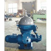 Centrifugador de óleo de motor de resíduos de combustível pesado