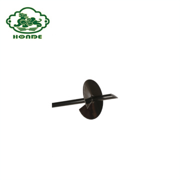 Spray Ground Earth Screw Anchors