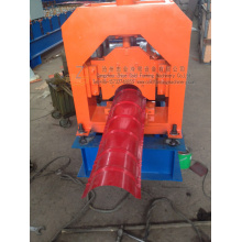 Roof Ridge Cap Tile Roll Forming Machinery