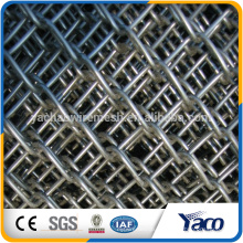 lattes de confidentialité pour les fournisseurs de clôture de maillon de chaîne en Chine (usine ISO9001)