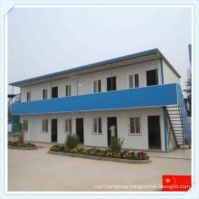 China Wiskind Q235 Green Light Steel Prefabricated Motel