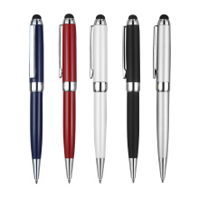 Promotional metal pen stylus