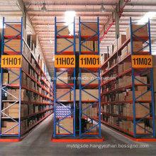 Heavy Duty Vna Pallet Shelving for Warehouse Storage