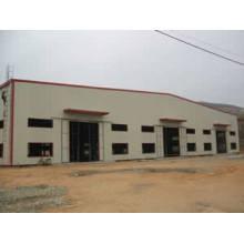Estructuras De Acero Pre Ingeniería Estructura De Acero Fábrica Almacén De Planta