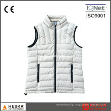 Light Weight Ferther Womens Down Vest