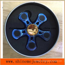 Shineme Fashion New Design Hot-Selling Fidget Spinner Spinner de mão Smfh059