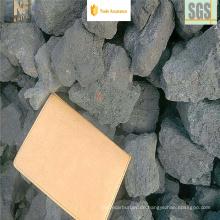 Kohlenhydrathaltige Gießereikoks mit hohem Kohlenstoffgehalt / harter Koks / Gusskoks für Kupferabfallguss