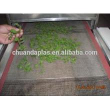 Correas de tela de fibra de vidrio recubiertas de PTFE