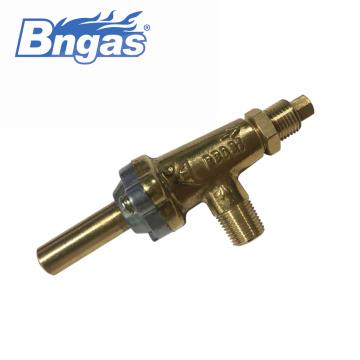 Газовый духовой клапан латунный газовый клапан