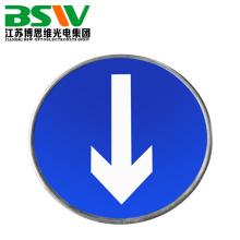 Exemple de conception de panneaux de signalisation