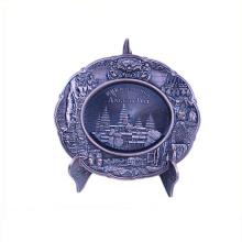 Plated technique souvenir plate lembrancinhas personalizadas