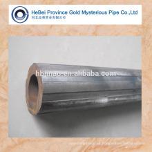 Tubo de acero suave sin costuras CDS acero al carbono