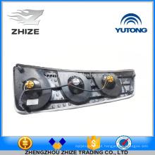 China fornecedor de Alta qualidade parte de ônibus Yutong 4133-00020 Assy Da Lâmpada Da Cauda Traseira Esquerda