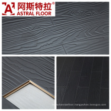 Jiangsu Changzhou Registered Embossed Surface (V-groove&U-groove) Laminate Flooring (AT006)
