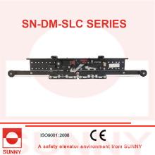 Selcom y Wittur Tipo de suspensión de puerta de aterrizaje 2 paneles apertura central (SN-DM-SLC)