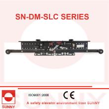 Selcom und Wittur Typ Landing Door Hanger 2 Panels Mittenöffnung (SN-DM-SLC)