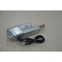 Mechanical linear actuator for electric wheelchair
