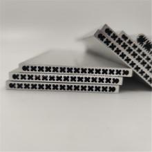 Tubo de microcanal de aluminio de intercambio de calor de radiador automático