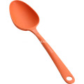 Natural eco friendly colorful soup serving spoon