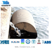 Цилиндрический резиновый Обвайзер стыковки с высокой реактивной силы