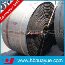 Banda transportadora ignífuga del núcleo entero de la carga pesada PVC / Pvg