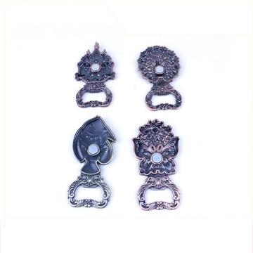 Custom Druckguss Metall Opener Art Verwendung heißer Verkauf Flaschenöffner