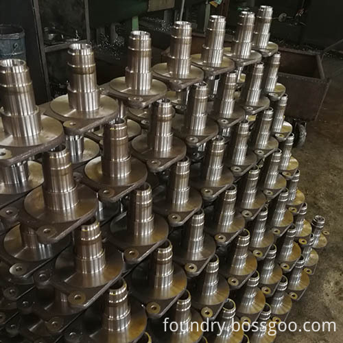 free forging shaft parts