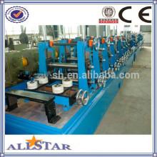 Tubulação soldada aço Perfiladeira máquinas de Xangai