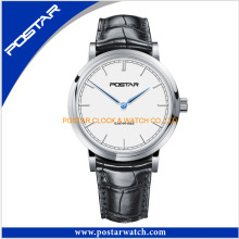 Hot Sale Factory Quartz Watch for Ladies with White Dial