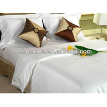 Diversos colores disponibles del diseño de moda al por mayor Guangzhou ropa de cama del hotel