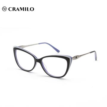 Manufacturers In China Fashion Acetate Eyewear Optical Eyeglass Frames