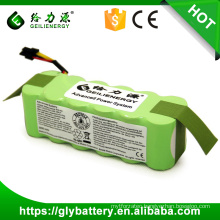 3500mAh 14.4V NI-MH Battery Pack For Vacuum Cleaner CR120 X500 Ecovacs X500 X580 KK8