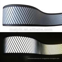 Película de transferencia reflectante de plata en corte de beso para la ropa
