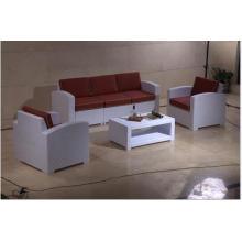 Móveis ao ar livre Rattan Wicky Sofa