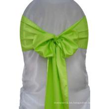 Pantalla de satén verde Apple