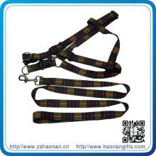 Обычай растянуть собаку поводок с ошейник для пользования тренируя выполненный на заказ