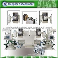 Automatische Poliermaschine für Edelstahl-Utensilien