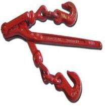 Carpeta de encuadernación Quick Binder Plus con trinquete de acero forjado (rojo)